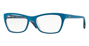 Ray-Ban RX5298 5391 blue