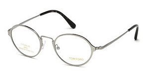 Tom Ford FT5350 014 ruthenium hell glanz