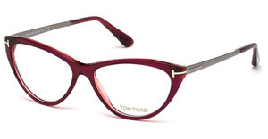 Tom Ford FT5354 075 fuchsia glanz