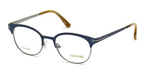 Tom Ford FT5382 090 blau glanz
