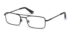 Web Eyewear WE5194 002 schwarz matt