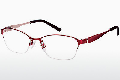 brille Ad Lib AB3228U RE - Rød
