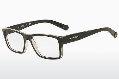 brille Arnette SYNTH (AN7106 2159) - Sort, Transparent, Hvit