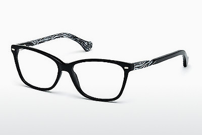 brille Balenciaga BA5007 001 - Sort, Shiny
