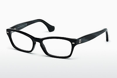 brille Balenciaga BA5012 001 - Sort, Shiny