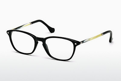 brille Balenciaga BA5017 001 - Sort, Shiny