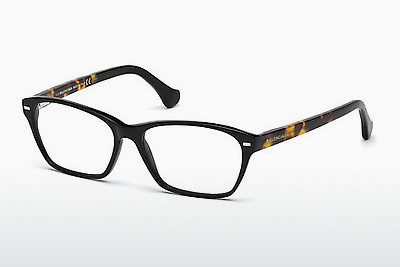 brille Balenciaga BA5020 001 - Sort, Shiny