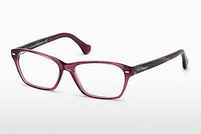 brille Balenciaga BA5020 081 - Purpur, Shiny