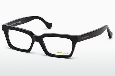 brille Balenciaga BA5072 001 - Sort