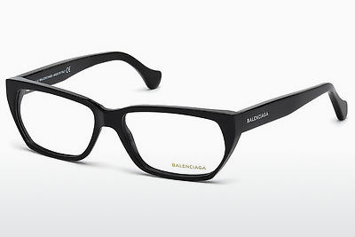 brille Balenciaga BA5073 001 - Sort