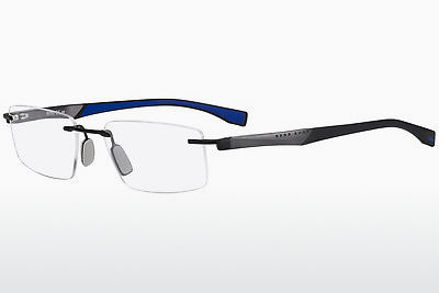 brille Boss BOSS 0710 AAB - Sort, Sølv