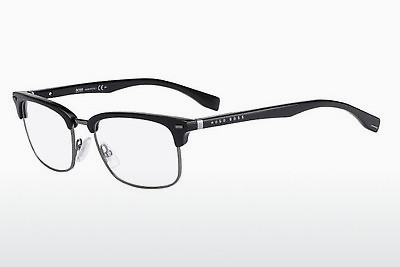 brille Boss BOSS 0711 W3H - Sort, Sølv