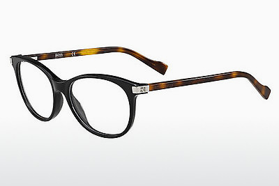 brille Boss Orange BO 0184 19C - Sort, Brun, Havanna