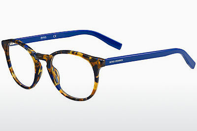 brille Boss Orange BO 0201 7H9 - Blå, Brun, Havanna