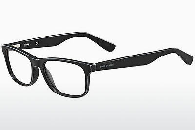brille Boss Orange BO 0217 9DR - Sort, Grå