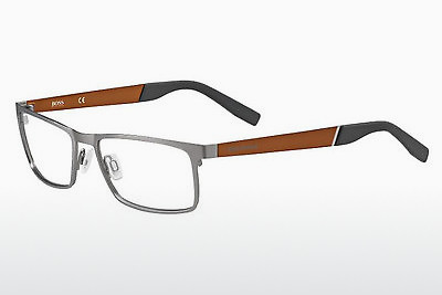 brille Boss Orange BO 0228 LGG - Sølv, Ruthenium