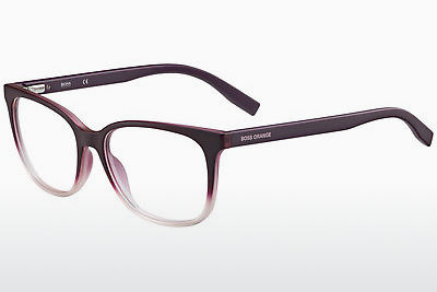 brille Boss Orange BO 0252 Q6U - Rød