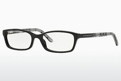 brille Burberry BE2073 3164 - Sort