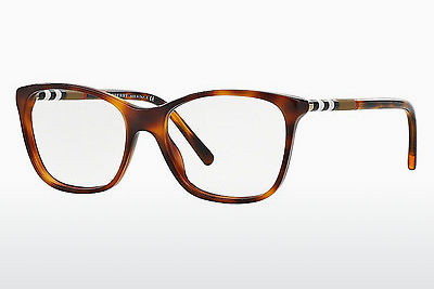 brille Burberry BE2141 3316 - Brun, Havanna
