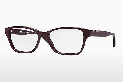 brille Burberry BE2144 3424 - Purpur, Violet