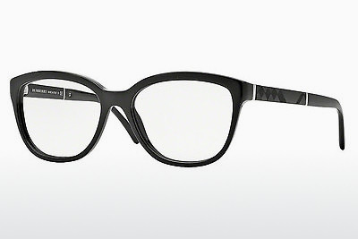 brille Burberry BE2166 3001 - Sort