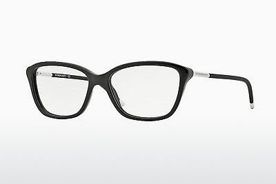 brille Burberry BE2170 3001 - Sort