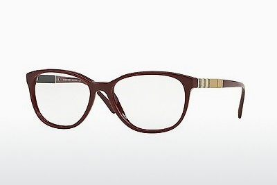 brille Burberry BE2172 3403 - Rød, Bordeaux