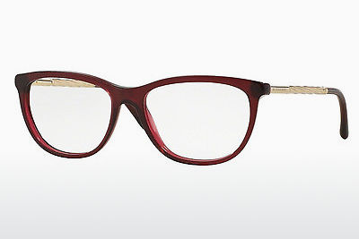 brille Burberry BE2189 3014 - Rød, Bordeaux