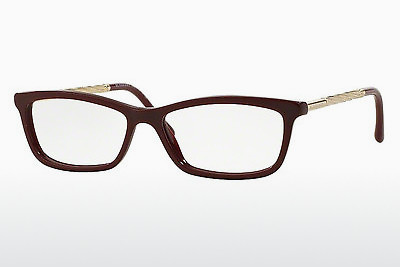 brille Burberry BE2190 3403 - Rød, Bordeaux