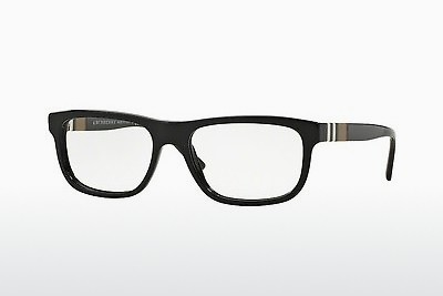 brille Burberry BE2197 3001 - Sort
