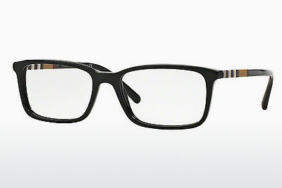 brille Burberry BE2199 3001 - Sort