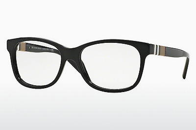 brille Burberry BE2204 3001 - Sort