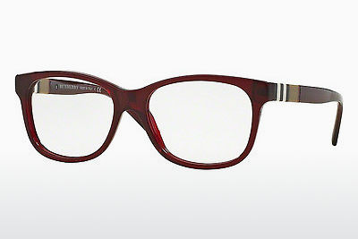 brille Burberry BE2204 3543 - Rød, Bordeaux