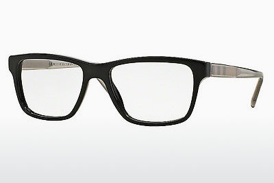 brille Burberry BE2214 3001 - Sort