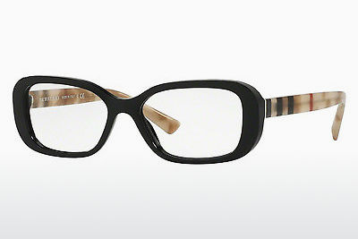 brille Burberry BE2228 3600 - Sort