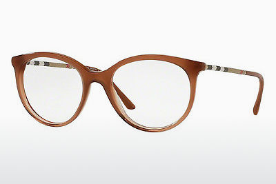 brille Burberry BE2244Q 3173 - Brun