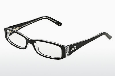 brille D&G INSTITUTIONAL LOGO (DD1179 675) - Sort