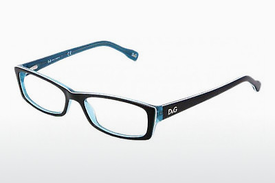 brille D&G YOUNG&COLOURED (DD1212 1870) - Sort