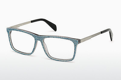brille Diesel DL5153 003 - Sort, Transparent