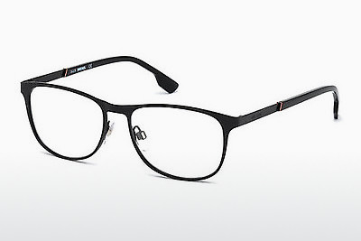 brille Diesel DL5185 002 - Sort, Matt