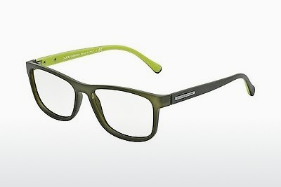 brille Dolce & Gabbana OVER-MOLDED RUBBER (DG5003 2811) - Grønn
