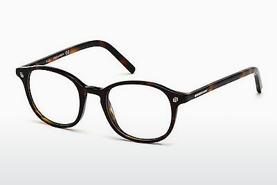 brille Dsquared DQ5124 052 - Brun, Havanna
