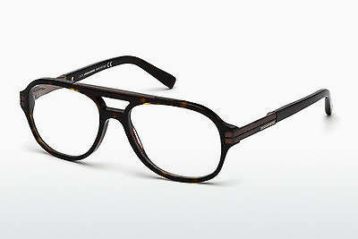 brille Dsquared DQ5157 052 - Brun, Dark, Havana
