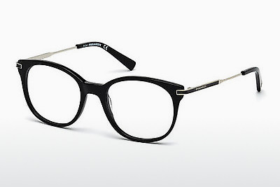 brille Dsquared DQ5164 001 - Sort