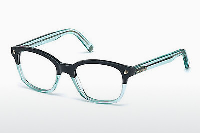 brille Dsquared DQ5175 086 - Blå, Azurblue