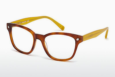 brille Dsquared DQ5179 053 - Havanna, Yellow, Blond, Brown