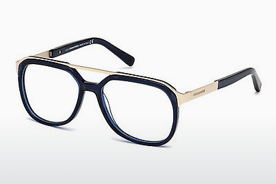 brille Dsquared DQ5190 090 - Blå