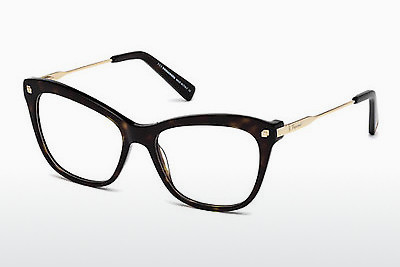 brille Dsquared DQ5194 052 - Brun, Havanna