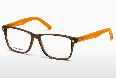brille Dsquared DQ5201 045 - Brun, Bright, Shiny