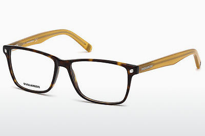 brille Dsquared DQ5201 052 - Brun, Havanna